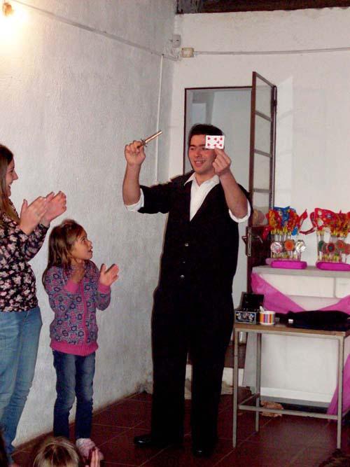 Mago Para Fiesta Con Show De Magia Infantil