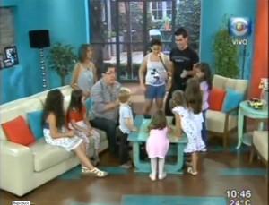 Show Para Niños en Canal 10 Con El Mago Rafael y Omar Gutierrez